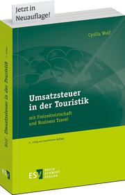 Buch Umsatzsteuer in der Touristik